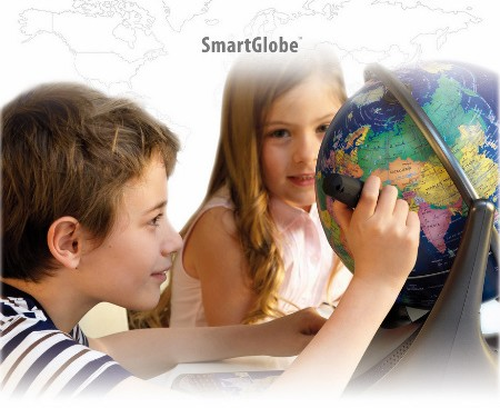 "Oregon Scientific ""Smart Globe SG18"""