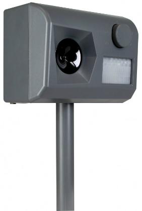 """""""Weitech WK0055 - Garden Protector 3"""" — ультразвуковой отпугиватель, действующий эффективно на разных зверей и птиц"""