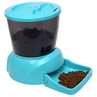 """Автоматическая кормушка """"Feed-Ex PF7B"""" для кошек и мелких пород собак"""