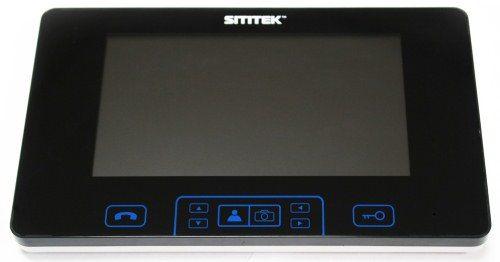 """Монитор видеодомофона SITITEK """"Grand Touch II"""" отличается изящным дизайном и удачно впишется в любой интерьер"""