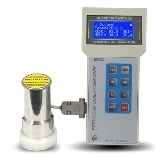 """Профессиональный октанометр """"Shatox SX-150"""" (Индикатор качества бензина)"""
