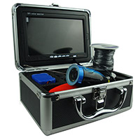 """""""FishCam-700"""" - Камера для рыбалки с солнцезащитным козырьком"""