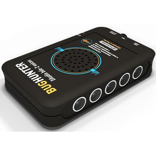 """Подавитель микрофонов, подслушивающих устройств и диктофонов """"BugHunter DAudio bda-2 Voices&quo"""