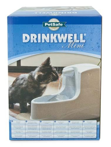 Поилка Drinkwell Mini в упаковке