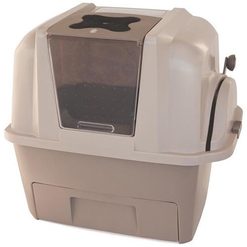 Автоматический туалет-лоток для кошек Сatit SmartSift