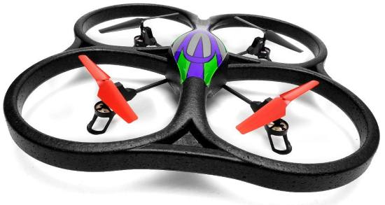 "���������������� ������������ ""WLToys V262"" Cyclone UFO Drones 2.4G ������� ������� ������� �����������"