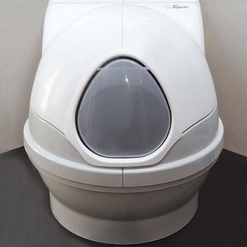 "туалета ""CatGenie 120"""