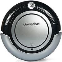 "Робот-пылесос ""Clever&Clean М-SeriesS 003"" Black Edition"