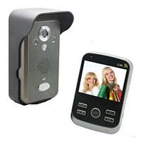 """Беспроводной цветной видеодомофон для квартиры и частного дома """"KIVOS"""""""