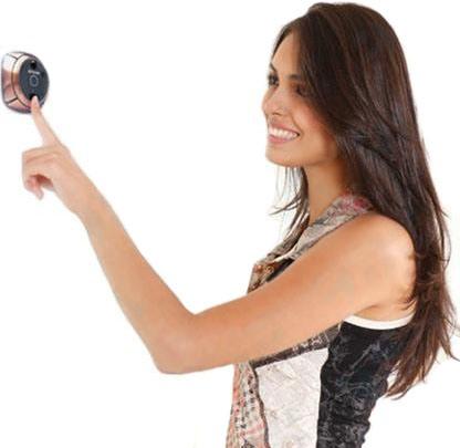 """Как только посетитель нажимает кнопку вызова, """"SITITEK GSM"""" сохраняет видео или фото с ним на карту памяти"""