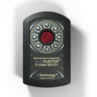 """Детектор-обнаружитель скрытых видеокамер """"BugHunter Dvideo Эконом"""""""