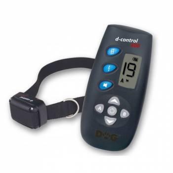 Электронный ошейник DogTrace D-Control 400 для дрессировки средних и крупных пород собак