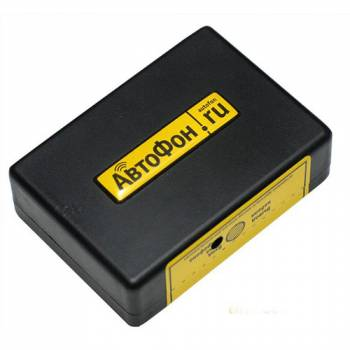 GPS-трекер АвтоФон D-Маяк с радиометкой (снят с продаж)