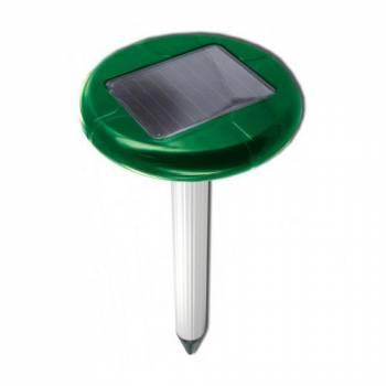 Ультразвуковой отпугиватель кротов Weitech WK-0677 на солнечной батареи
