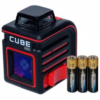 Самовыравнивающийся лазерный нивелир-уровень ADA Cube 360 Basic Edition