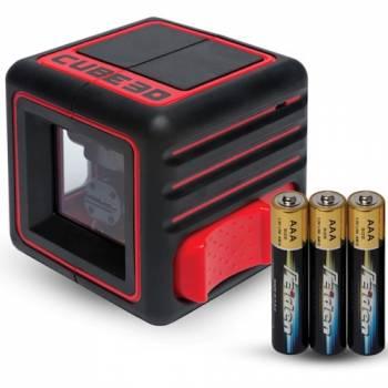 Самовыравнивающийся лазерный нивелир-уровень ADA Cube 3D Basic Edition