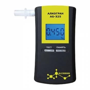 Персональный цифровой алкотестер Алкогран AG-325
