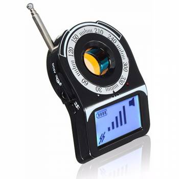 Детектор жучков и скрытых камер Antibug Hunter Lux (CC-309)