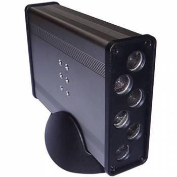 Подавитель микрофонов и диктофонов Бубен-Ультра с 3 видами помехи