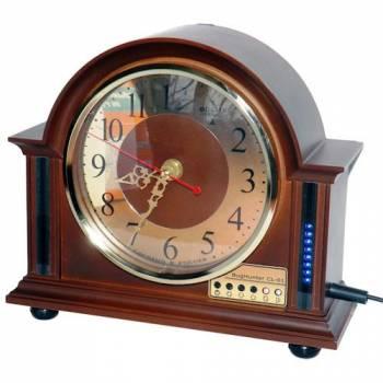 Стационарный детектор жучков BugHunter CL-01 стилизованный под настольные часы