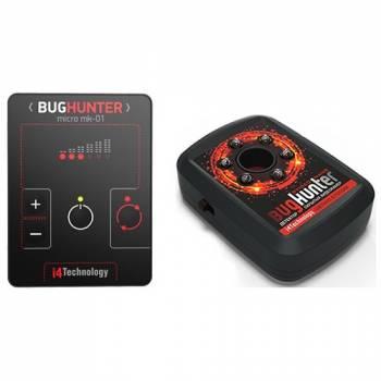 Детектор жучков BugHunter Micro + Обнаружитель скрытх камер Bughunter Dvideo Nano