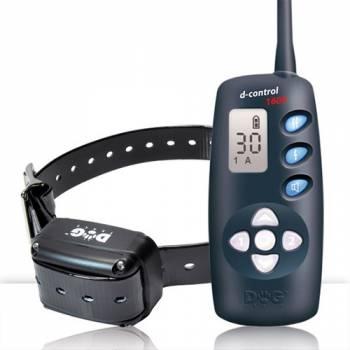 Электроошейник DogTrace D-Control 1600 для дрессировки средних и крупных пород собак