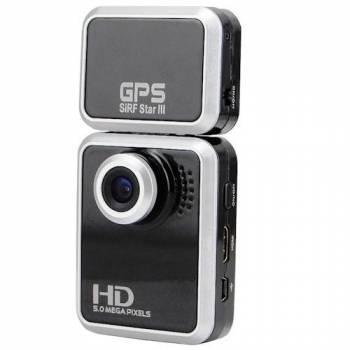 Автомобильный видеорегистратор DRIVE-508GS со съемным GSM-приемником SIRF STAR III