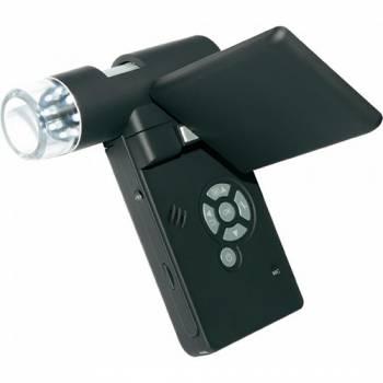 Портативный микроскоп DigiMicro Mobile с 500х кратным увеличением