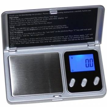 Весы Digital Scale 500 гр. ювелирные