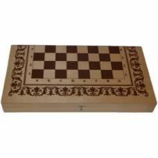"""Шахматный набор игр 3 в 1 """"Древний Рим"""""""