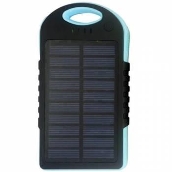 Портативный солнечный аккумулятор E-Power PB10000B (голубой)
