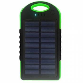 Портативный солнечный аккумулятор E-Power PB10000G (зеленый)