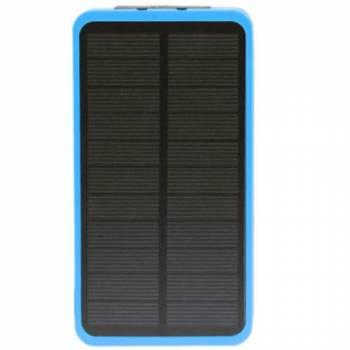 Портативный солнечный аккумулятор E-Power PB16000B (голубой)