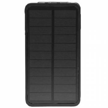Портативный солнечный аккумулятор E-Power PB16000D (черный)