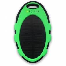 """Зарядное уст-во на солнечных батареях """"E-Power PB4000G"""" (зеленый)"""