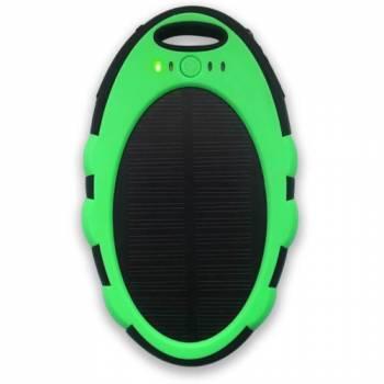 Портативный солнечный аккумулятор E-Power PB4000G (зеленый)