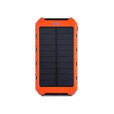 """Зарядное уст-во на солнечных батареях """"E-Power PB8000R"""" (оранжевый)"""