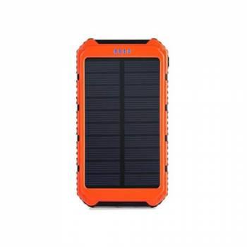 Портативный солнечный аккумулятор E-Power PB8000R (оранжевый)