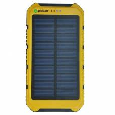 "Зарядное уст-во на солнечных батареях ""E-Power PB8000Y"" (желтый)"
