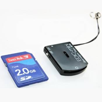 Цифровой диктофон Edic-mini Tiny+ B76 -150h
