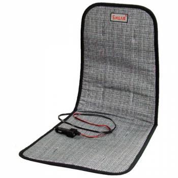 Накидка-электрогрелка Емеля 2Р для подогрева сидений с регулятором нагрева
