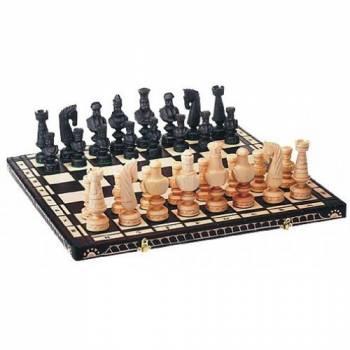 Шахматы Цезарь (Генеральские) деревянные
