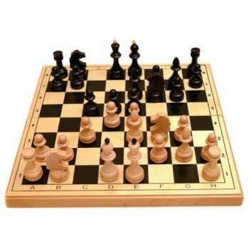 Шахматы Гроссмейстерские деревянные (бук)