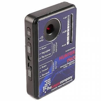 Антижучок с детектором скрытых камер Hunter Pro