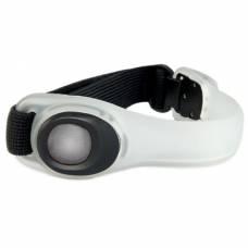 Фонарь-браслет Яркий луч V-002W (белый свет)