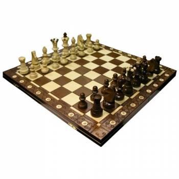 Деревянные шахматы Консул
