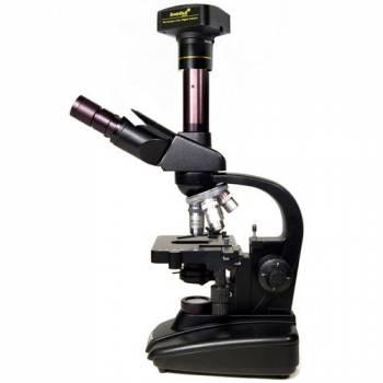Профессиональный цифровой USB-микроскоп Levenhuk D670T тринокуляр (снят с продаж)