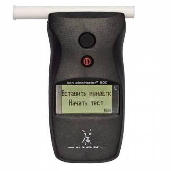 Алкотестер Lion Alcolmeter 500