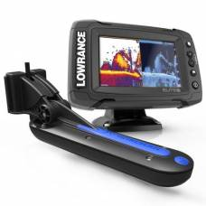 Эхолот Lowrance Elite-5 Ti TotalScan