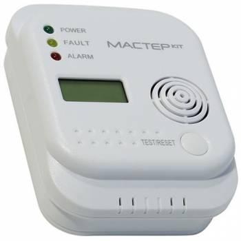 Газоанализатор бытовой (детектор угарного газа) Мастер Кит МТ8056